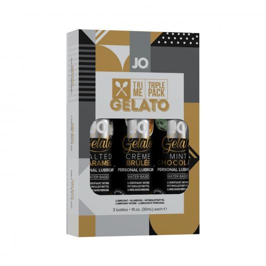<![CDATA[Подарочный набор System JO Limited Edition Tri-Me Triple Pack - Gelato (3 х 30 мл)]]>