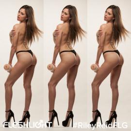 Мастурбатор Fleshlight Girls: Riley Reid Utopia (SIGNATURE COLLECTION)