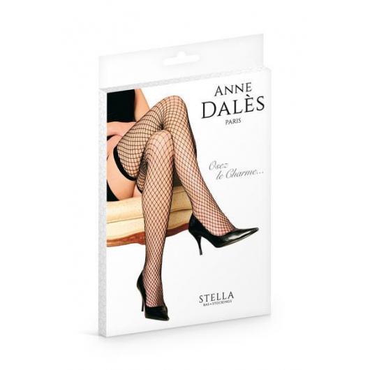 Чулки Anne De Ales STELLA T2 Black