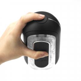 Мастурбатор Tenga Flip Zero Electronic Vibration Black
